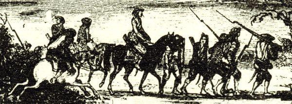 Mars 1793, tentatives de soulèvement dans le Segréen 12