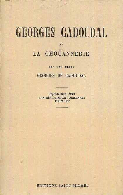 L'ami Georges Cadoudal
